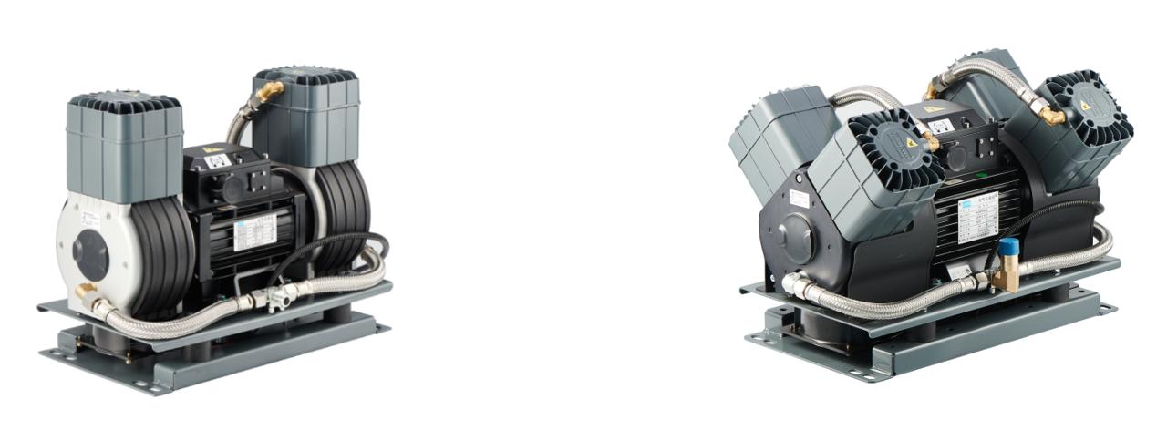 阿特拉斯·科普柯新款LFe系列新款车载无油活塞空气压缩机