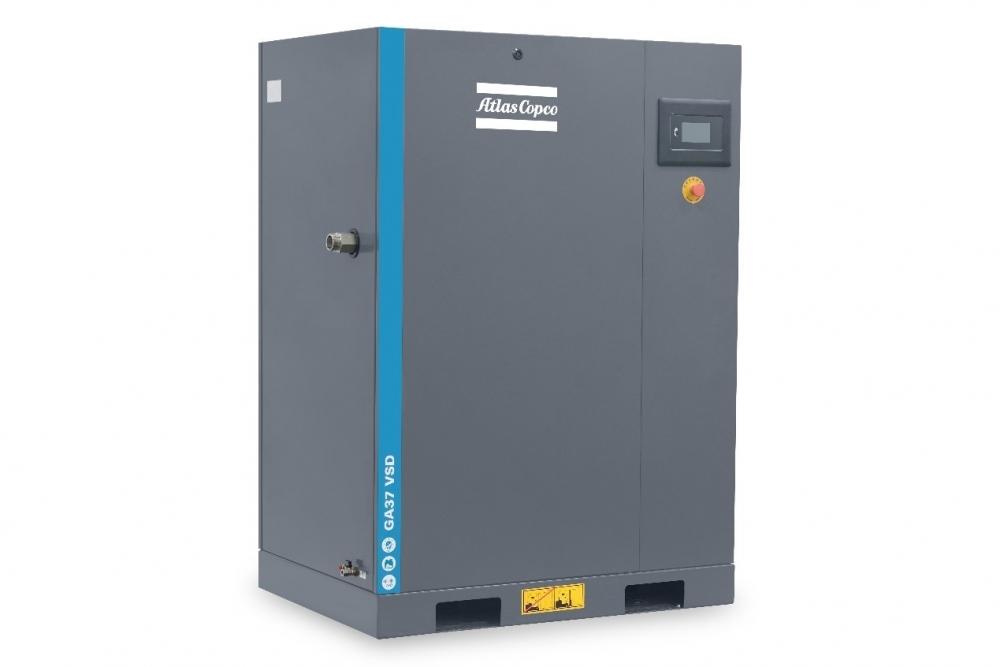 阿特拉斯·科普柯全新GA 30-37 VSD iPM油冷永磁变频压缩机强势登陆