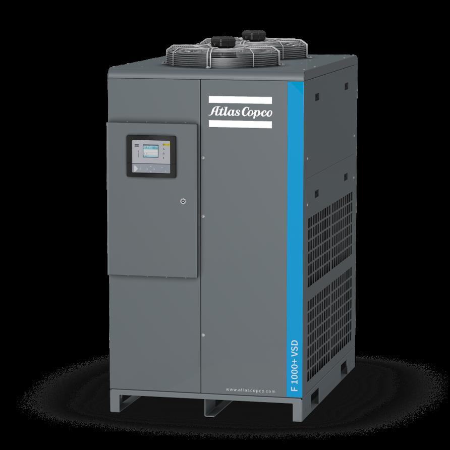 F+ VSD系列变频冷干机全新上市